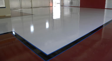 Floor Epoxy industrial