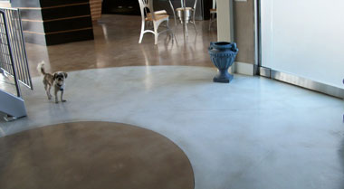 Concrete Floor Resurfacing