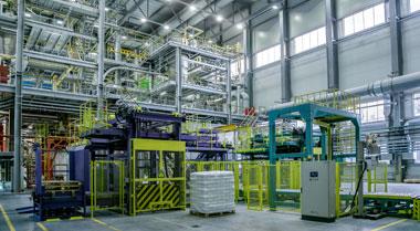 Industrial Epoxy Garage Floor