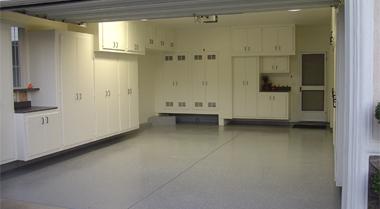 Iowa Garage Floor Epoxy