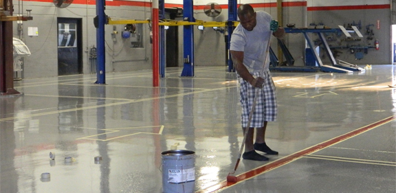 Garage Floor Coating Epoxy Garage Flooring Contractors