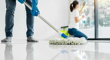 commercial epoxy floor contractors