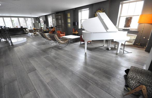 Concrete Floors That Looks Like Wood