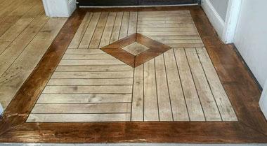 Rustic Wood Flooring Des Moines IA
