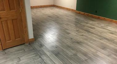 Rustic Wood Flooring